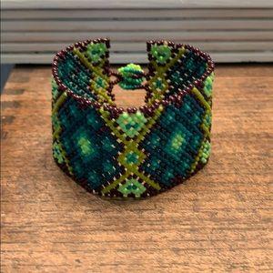 Jewelry - Beautiful Beaded Cuff